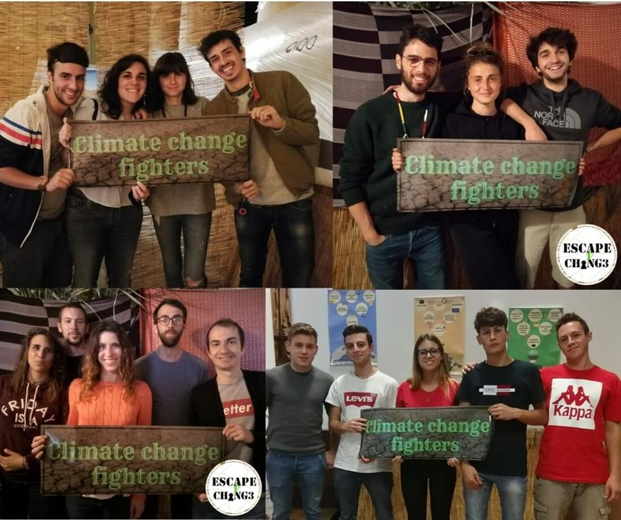 Escape4Change – Natura urbana