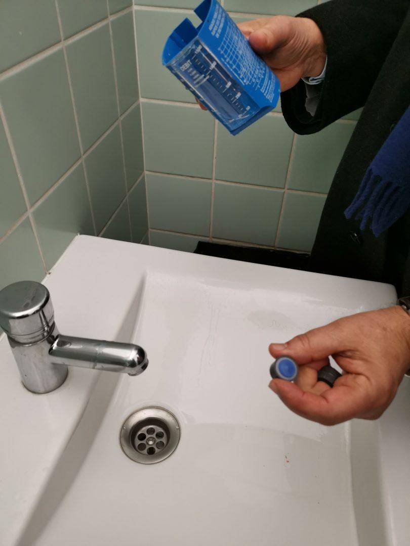 ECH2O-AGUA SUBTITLE: Um instrumento participativo para a avaliação da pegada hídrica e promoção do uso Sustentável da água
